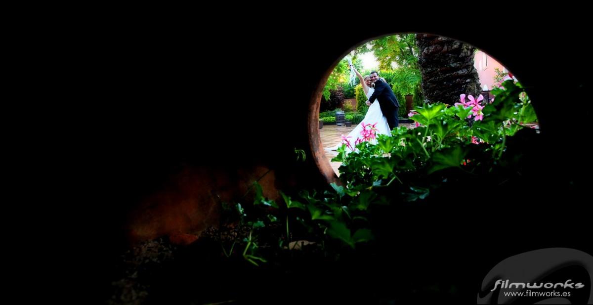 fotografía boda original