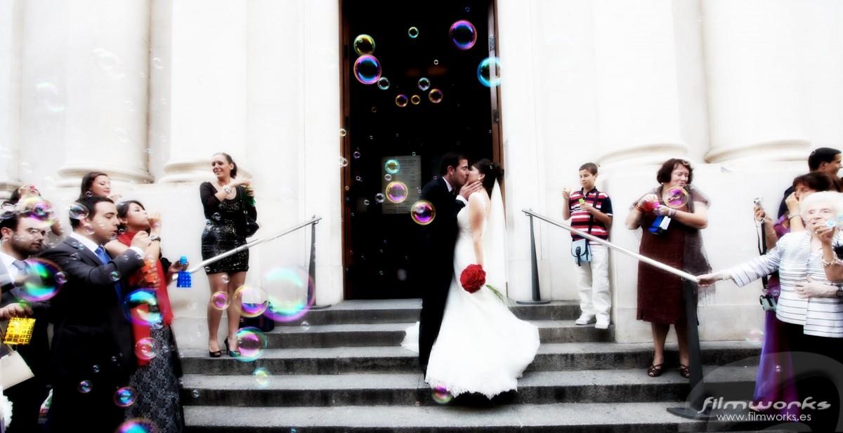 fotos artísticas de boda en barcelona