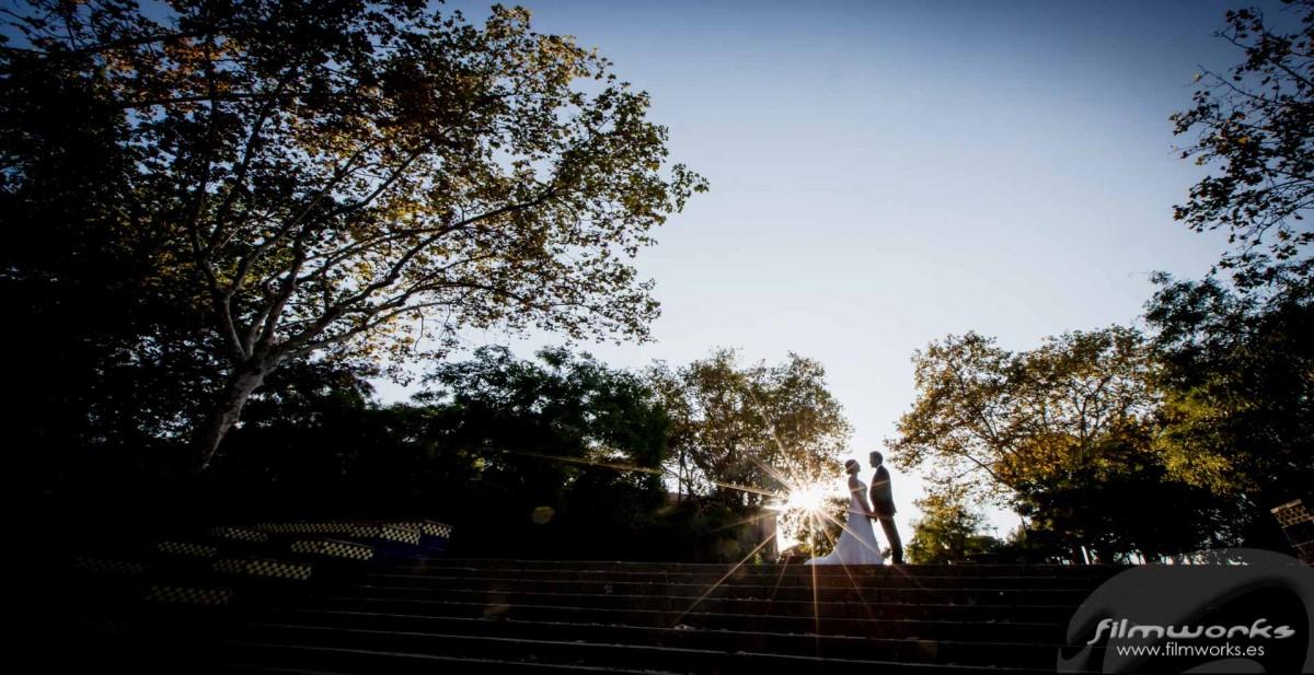 fotografía artística boda