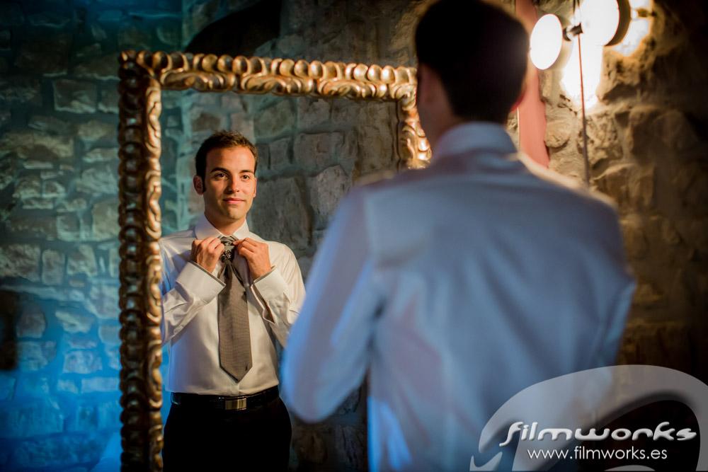 fotografos de boda en masia vilasendra