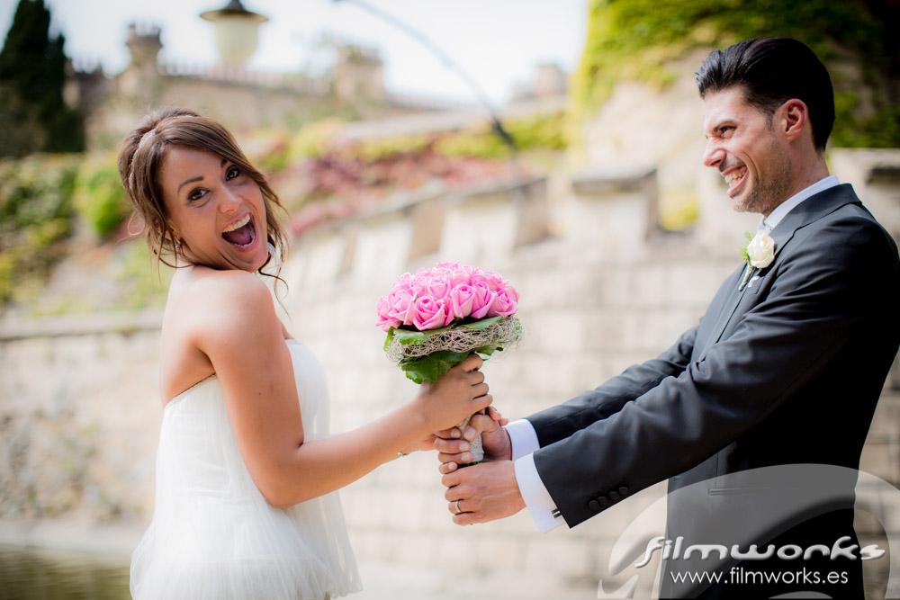 Fotógrafo boda Castell Jalpi