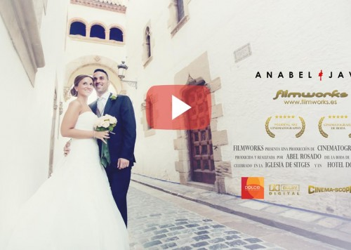 video boda dolce sitges