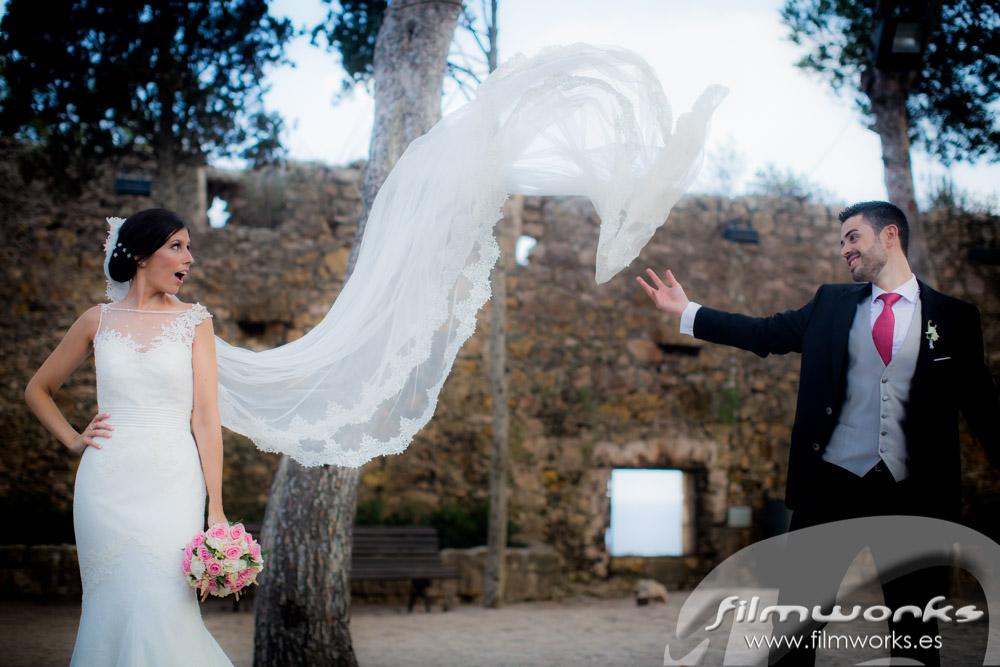 fotografo tarragona castell tamarit