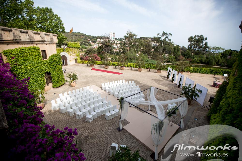 Ceremonia castell Jalpi