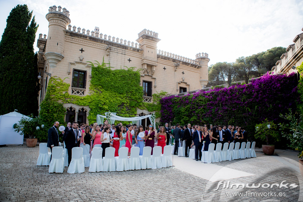 Ceremonia Civil Castell Jalpí