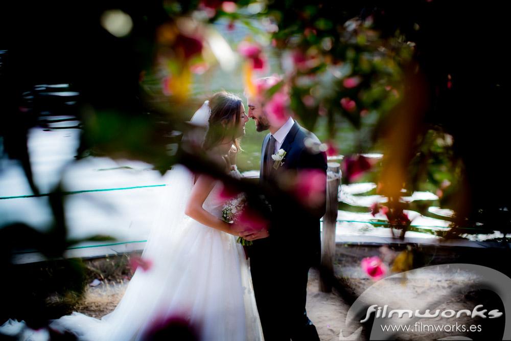 fotógrafo boda barcelona, castell Jalpí.