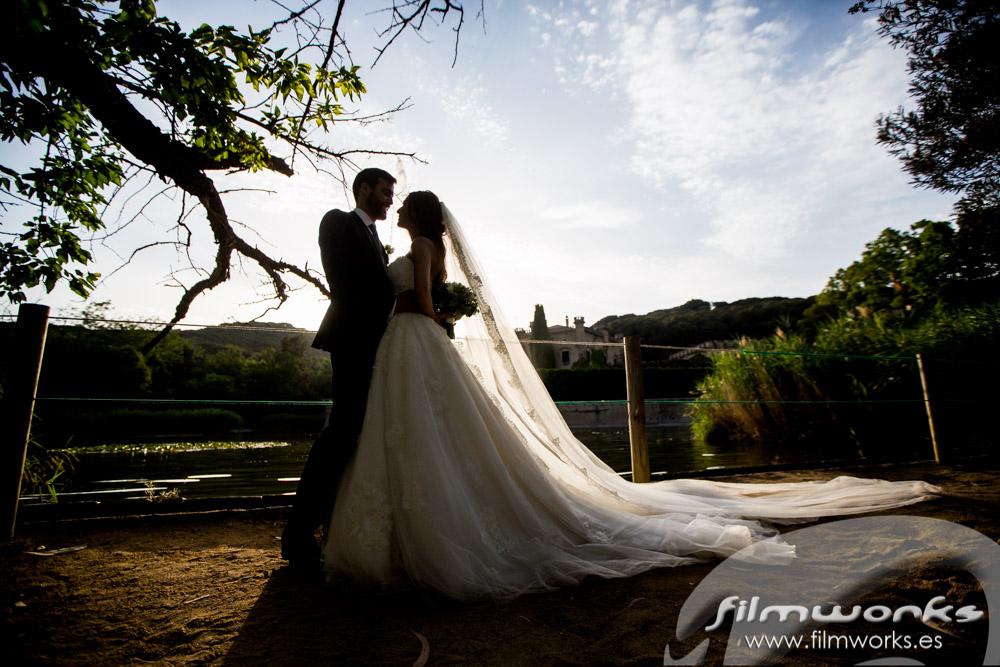 fotografo boda barcelona, castell Jalpí