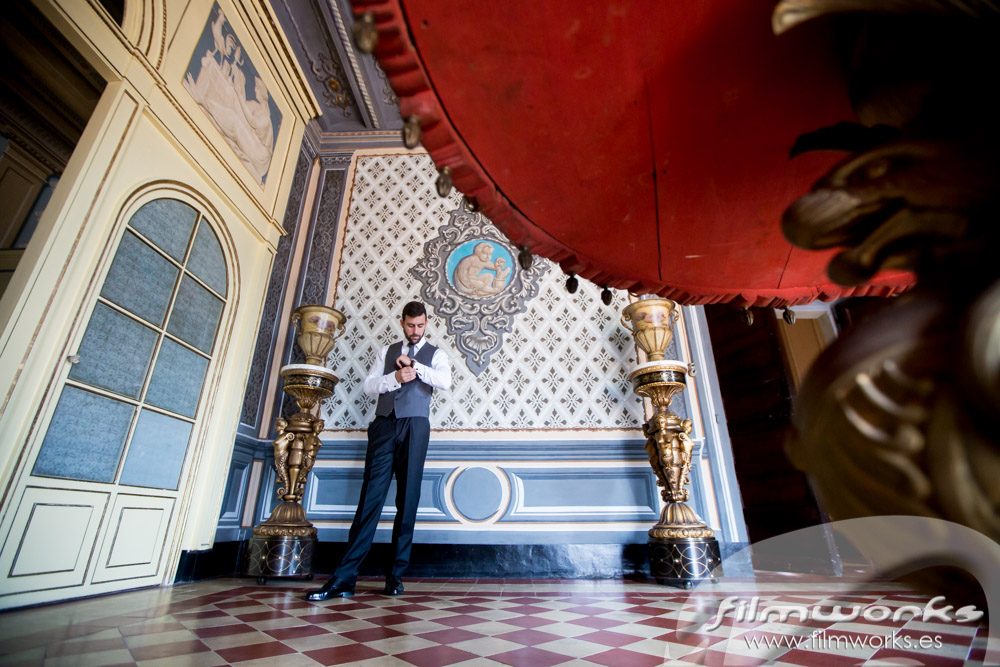 foto boda castell jalpí